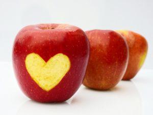apple health nutrition