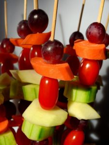 vegetables and fruits health nutrition